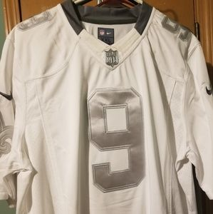 Custom brees jersey
